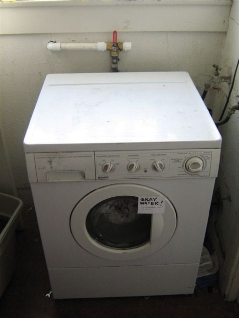 Joe's Washing Machine
